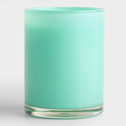 Blue Lotus Veronica Filled Jar Candle