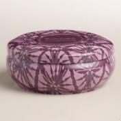 Pacific Colada Ikat Candle Tin