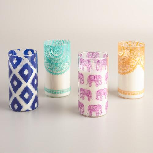 Scented Jar Candle Collection