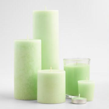 Italian Melon Mint Candle Collection