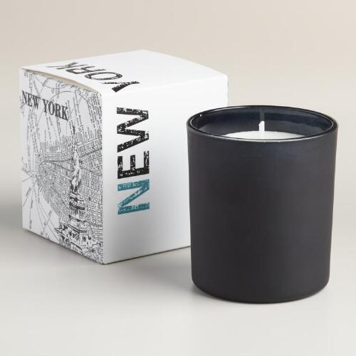 Apple Blossom New York City Range Jar Candle