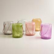 Bubble Glass Lantern Collection