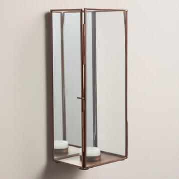 Mirrored Reese Wall Sconce