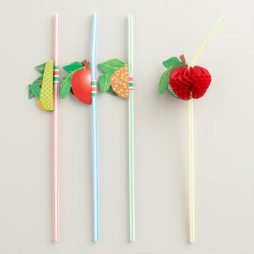 Fruit Straws 24 Count