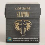 Cafe Viante Kenyan Espresso Single Serve Coffee