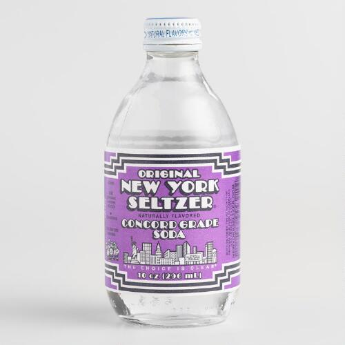 Grape Original New York Seltzer