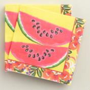 Watermelon Havana Lunch Napkins 20 Count