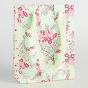 Small Green Matilda Handmade Gift Bags Set of 2