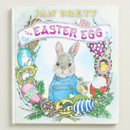The Easter Egg by Jan Brett