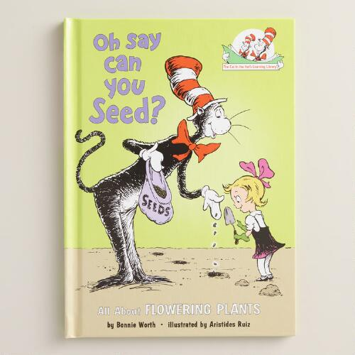 Oh Say Can You Seed Childrens Book