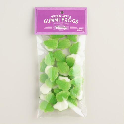 Heritage Mini Gummy Frogs