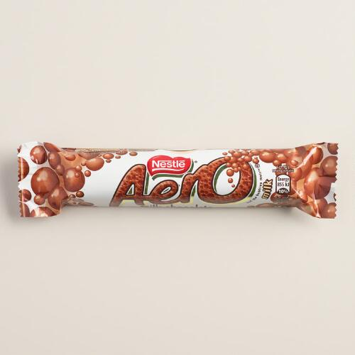 Nestle Aero Chunky Milk Chocolate Bar