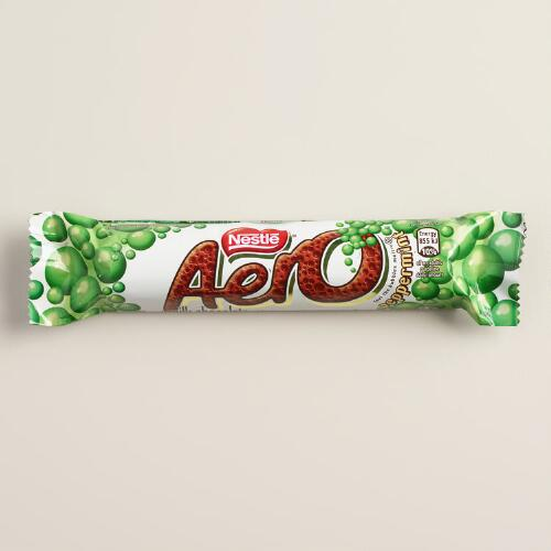 Nestle Aero Chunky Chocolate Peppermint Bar