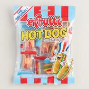 Efrutti Gummy Hot Dogs