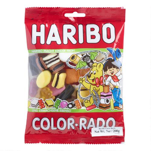 Haribo Color-rado Gummies