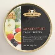 Simpkins Assorted Fruit Candy Tin