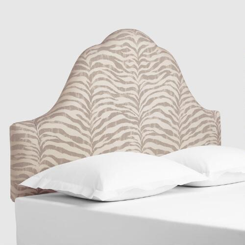 Tropo Cloud Elsie Upholstered Headboard