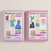 Shop Till You Drop Magnetic Paper Dolls Travel Tin