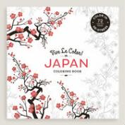 Vive Le Color! Japan Adult Coloring Book