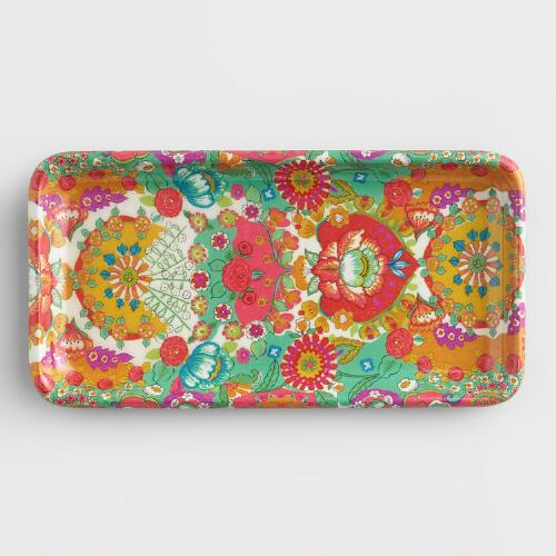Bettina Floral Tray