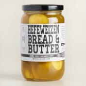 Preservation & Co Hefeweizen Bread and Butter Cucumber Chips