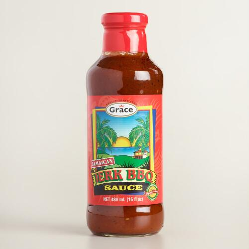 Grace Jerk Barbecue Sauce