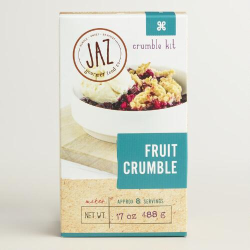 Jaz Fruit Crumble Mix