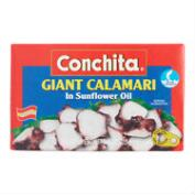 Conchita Octopus in Soybean Oil
