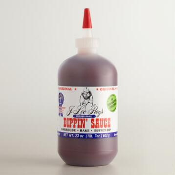 J. Lee Roy's Hickory Smoked Dippin' Sauce