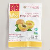 Fruit Bliss Organic Mini Apricots