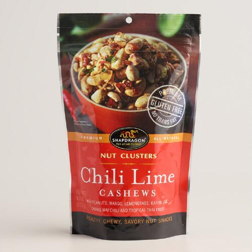 Snapdragon Nut Clusters Chili Lime Cashews