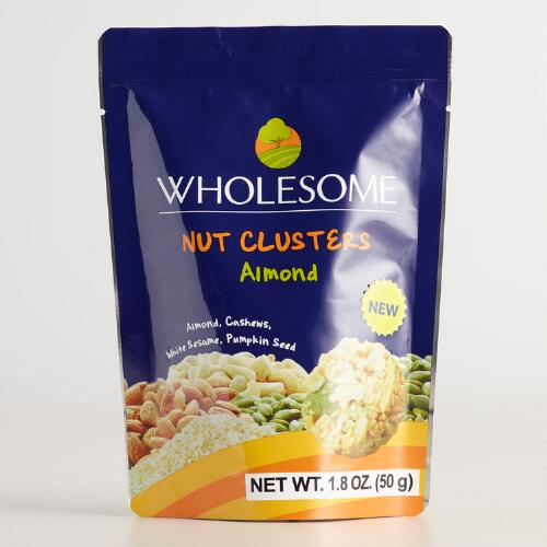 Wholesome Almond Nut Clusters