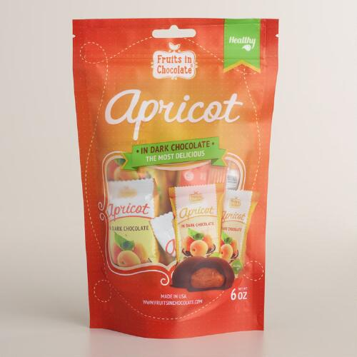 Fruits in Chocolate Apricots