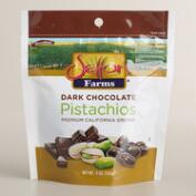 Setton Farms Dark Chocolate Pistachios