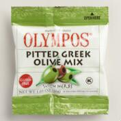Olympos Pitted Greek Olive Mix