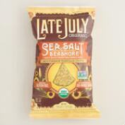 Late July Organic Sea Salt Multigrain Tortilla Chips
