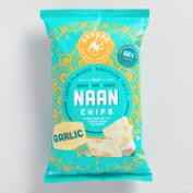 Bandar Garlic Naan Chips
