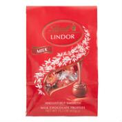 Lindt Lindor Milk Chocolate Truffle Bag