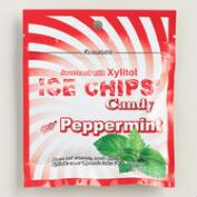 Ice Chips Peppermint Candy Pouch