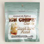 Ice Chips Root Beer Float Candy Pouch