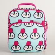 Bentology Penguin Bento Box Lunch Bag Kit