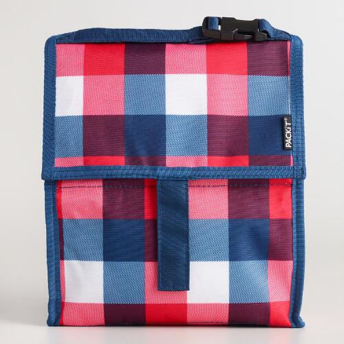 Buffalo Pack It Freezable Lunch Bag