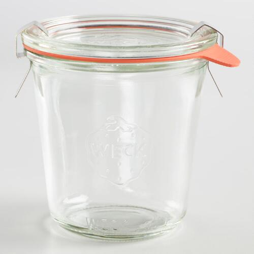 1/5 Liter Weck Mold Jars Set of 12
