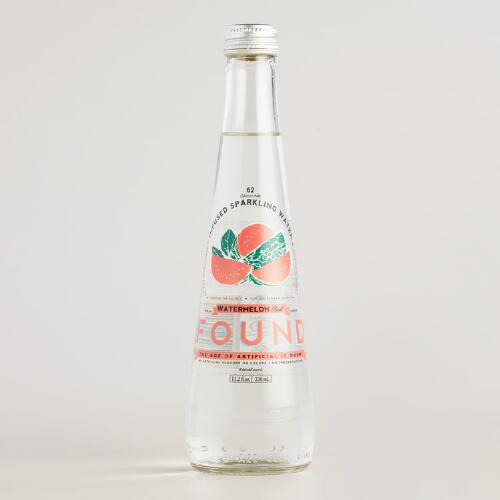 Found Watermelon Blossom Sparkling Water