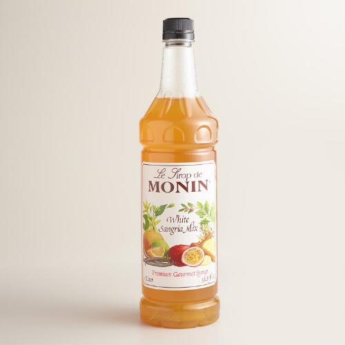 Monin White Sangria Mix