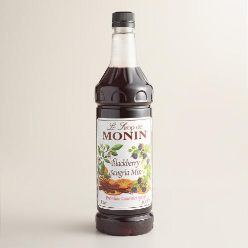 Monin Blackberry Sangria Mix
