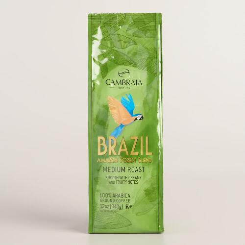 Cambraia Amazon Forest Coffee