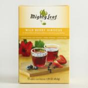 Mighty Tea Leaf Wild Berry Hibiscus Tea 15 Count