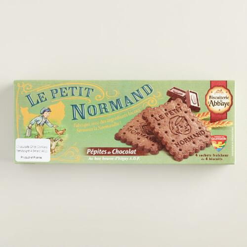 Le Petit Normand Chocolate Chip Cookies