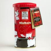 Walkers Shortbread Post Box Cookie Tin